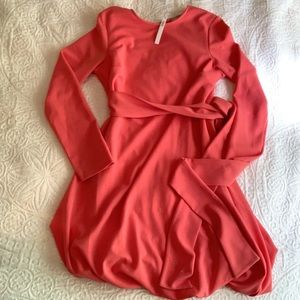 ASOS Coral Pink Dress NWT